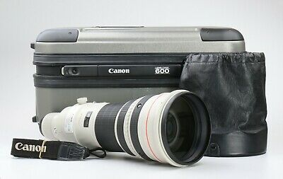 Canon EF 600 mm 4.0 L IS USM + Sehr Gut (UO0902) (224096)