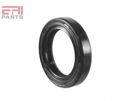 EAI Oil Seal TC 26X38X7 Rubber Double Lip with Spring 26mmX38mmX7mm
