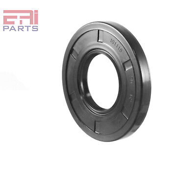 EAI Oil Seal TC 30X62X7 Rubber Double Lip with Spring 30mmX62mmX7mm