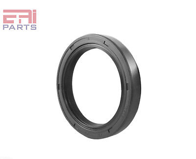 EAI Oil Seal TC 60X80X12 Rubber Double Lip w/ Spring 60mmX80mmX12mm