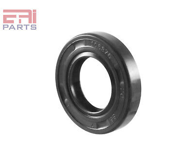 EAI Oil Seal TC 20X36X7 Rubber Double Lip with Spring 20mmX36mmX7mm