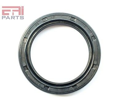 EAI Oil Seal TC 50X68X10 Rubber Double Lip with Spring 50mmX68mmX10mm