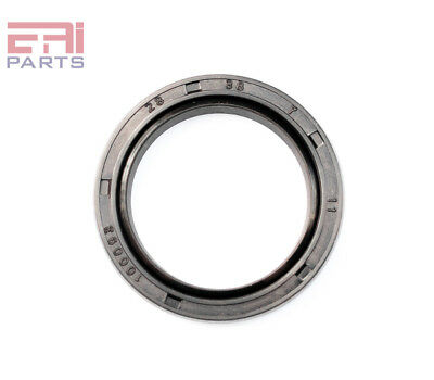 EAI Oil Seal TC 28X38X7 Rubber Double Lip with Spring 28mmX38mmX7mm