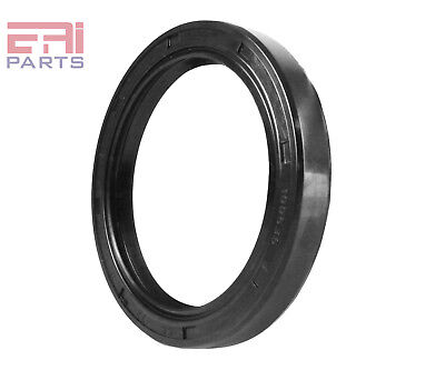 EAI Oil Seal TC 55X72X10 Rubber Double Lip w/ Spring 55mmX72mmX10mm