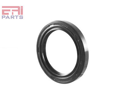EAI Oil Seal TC 40X55X7 Rubber Double Lip with Spring 40mmX55mmX7mm