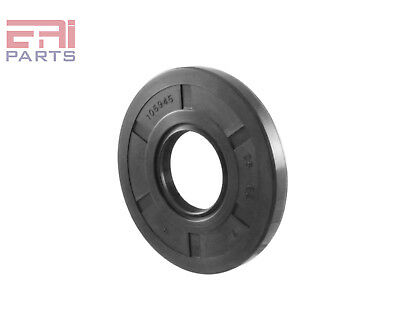 EAI Oil Seal TC 25X62X7 Rubber Double Lip with Spring 25mmX62mmX7mm