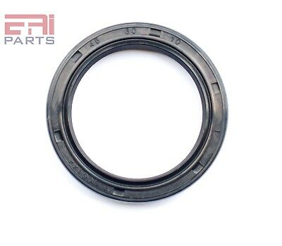 EAI Oil Seal TC 45X60X10 Rubber Double Lip with Spring 45mmX60mmX10mm