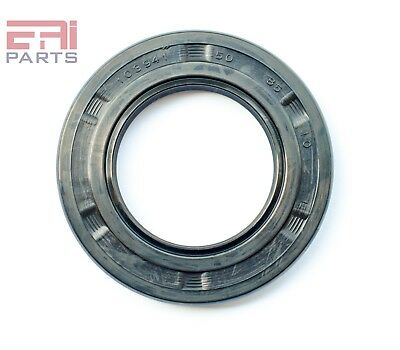 EAI Oil Seal TC 50X85X10 Rubber Double Lip w/ Spring 50mmX85mmX10mm