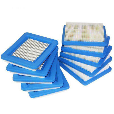 Genuine Air Filter Lawn Mower Accessory Cartridg Replacement For Briggs Stratton