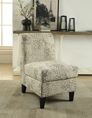 Superb Acme Zarate Accent Chair In Multi 186 27 Picclick Lamtechconsult Wood Chair Design Ideas Lamtechconsultcom
