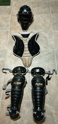 All Star Youth Baseball Catchers Gear LG79LS 7-9yrs old