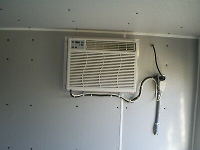 COLD TO GO COOL BUDDY Run REFRIGERATED TRAILER/Cooler down to 35°F/  window A/C