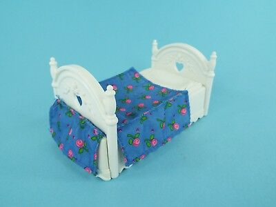 Fisher Price Loving Family Dollhouse Bedroom Furniture Bouncy Boing Bed