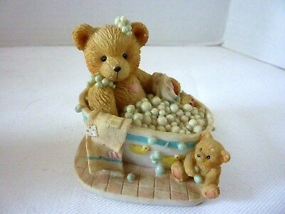 """Cherished Teddies: Betty """"Bubblin Over With Love"""" # 626066 1993 Enesco"""