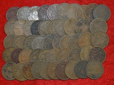 PORTUGAL LOT OF 50 coins / 20 Cent. / Several dates   Lote Nº 33