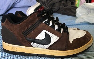 """free shipping 88c95 e347a Nike Air Force 2 Ii Low Premium """"Escape"""" Rare 2005 Mens Shoes Size 12"""
