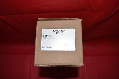 Schneider Electric Duct Sensor EHD110 RH with 2% Accuracy  NEW IN BOX