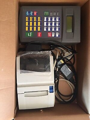 unitec pos carwash pos and printer all new