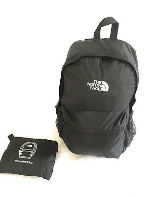 The North Face bag Backpack - laptop travel camping lightweight water resistant