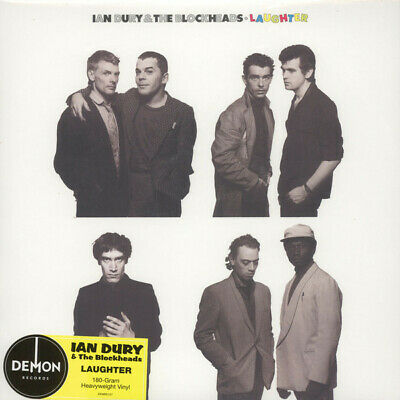 Ian Dury & The Blockheads Laughter 180gm vinyl LP NEW/SEALED