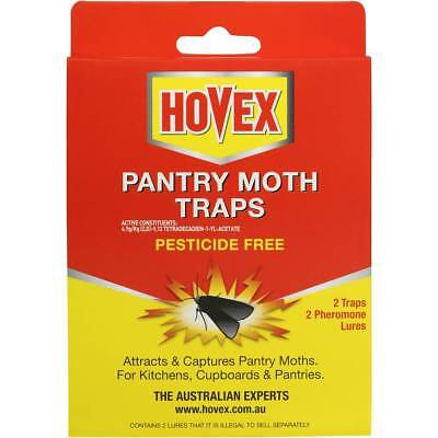 3x Hovex Insect Control Moth Trap Pantry 2pk