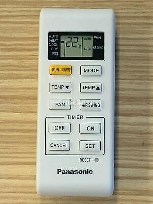 PANASONIC AIR CONDITIONER Replacement Remote Control A75C3755, CWA75C3755
