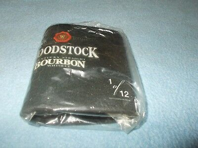 WOODSTOCK BOURBON CAN COOLER GIRL series # 1 Haley New Sealed