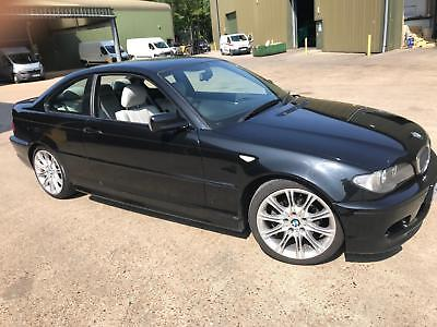Bmw E46 Coupe Empty Bare Stripped Rolling Shell Breaking 318 320 325 330I 330Ci