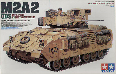 M2A2 ODS Infantry Fighting Vehicle 1:35 Tamiya 35264