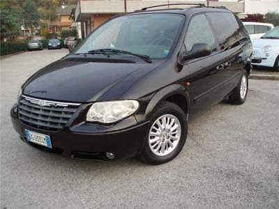 Chrysler Voyager 2.8 CRD LX 7 Posti LEATHER Cambio Automatico Pelle