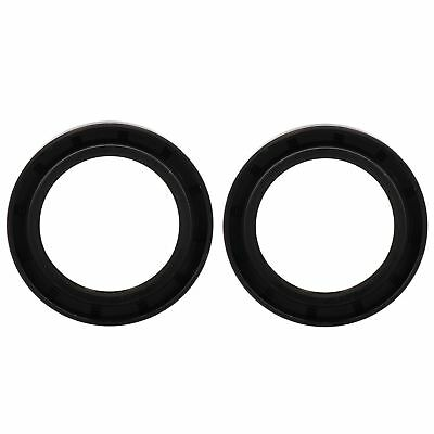 2 Trailer Bearing Hub Imperial Rubber Sprung Oil Seal 2.50 x 1.75 x 0.31 Inches