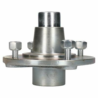 Trailer Cast Wheel Hub 115mm PCD with Sealed Bearings for Erde Daxara Trailers