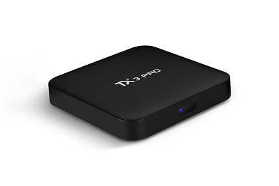 NEW CVAIA-E880 THE TX3 PRO ANDROID TV BOX TREATS YOU TO AN ABSOLUTELY STUNN.g.