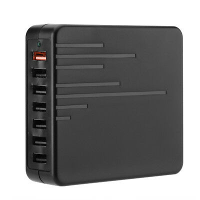 NEW CVXR-B121 7 PORT USB CHARGER IS THE PERFECT ELECTRONIC GADGET FOR MODER.g.