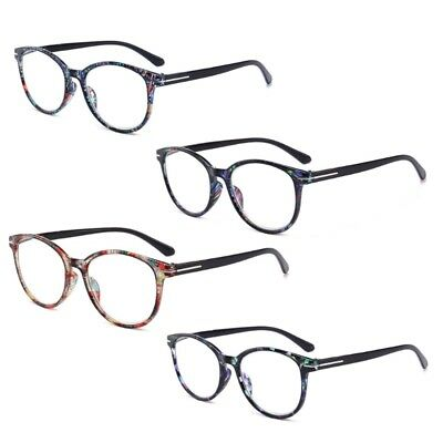 57cb206e69 Women Men Fashion Vintage Round Reading Glasses Readers +1.0 - +4.0 New HOT