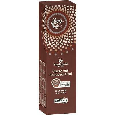 6x Gloria Jeans Hot Chocolate Capsules 10pk