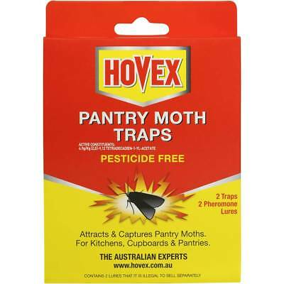 6x Hovex Insect Control Moth Trap Pantry 2pk