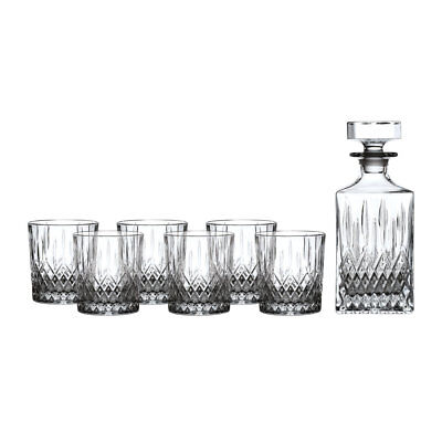 NEW Royal Doulton Earlswood Decanter Set