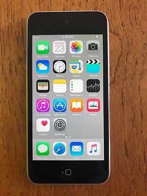Ipod Touch 5Th Generation 16Gb No Rear Camera  Charger Free Post
