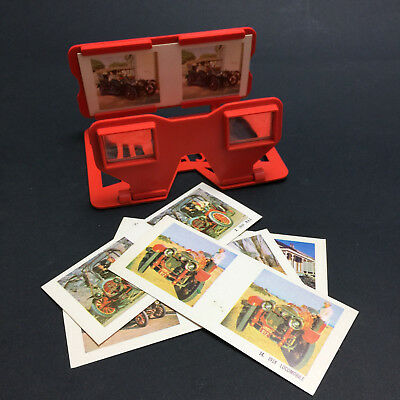 1960s Vintage Australian View a Scope Sanitarium Weetbix Stereo Viewer & Cards
