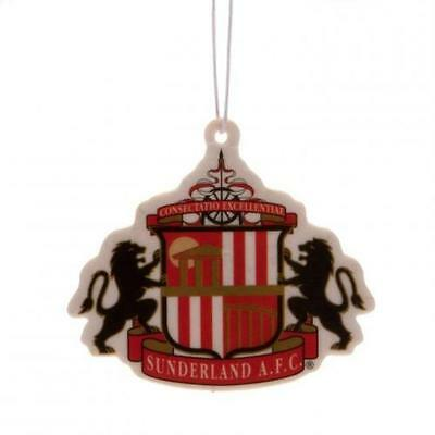 SUNDERLAND AFC Car Air Freshener - Licensed Official FREE POSTAGE
