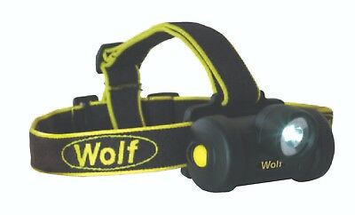 Wolf Zone 0 Headtorch HT-650