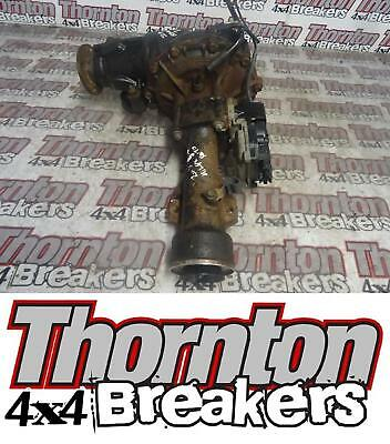 2012-2015 Toyota Hilux 3.0 Turbo Diesel Automatic Front Diff