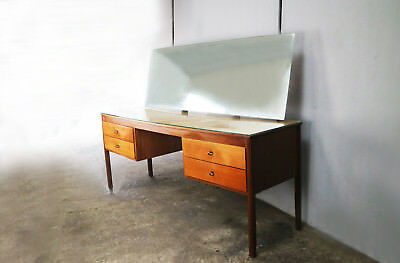 1960's mid century modern dressing / vanity table  for Heal's of London