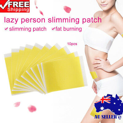 100x Slim Patch Diet Slimming Fast Weight Loss Effective Burn Fat Adhesive Pad
