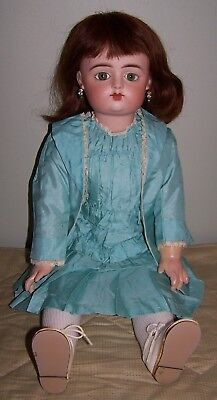 Reproduction French Eden Bebe Dressed In Silk - Stunning Doll