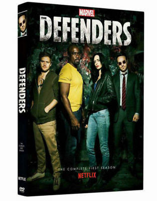 The Defenders First Season 1 (DVD) NEW & SEALED in Box US Seller Free Shipping