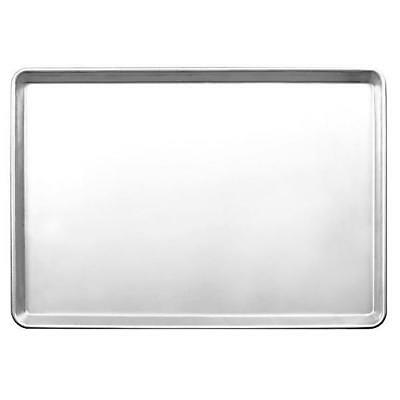 "Commercial Bakery 18"" x 13"" Half Size Aluminum Sheet Pan Pack of 12"
