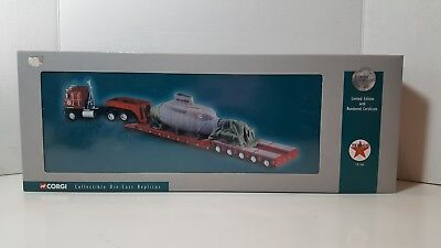 Corgi Int'l. Transtar with King Trailer and Submarine-Texas Pipeline # US51402