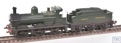 OR76DG003XS Oxford Rail OO Dean Goods 2475 GWR Unlined (DCC Sound) Weathered